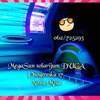 MegaSun solarijum-Duca