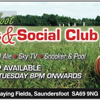 Saundersfoot Sports & Social Club