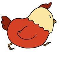 La poule qui pond édition