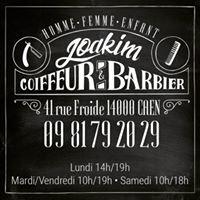 Joakim Coiffeur Barbier de Caen