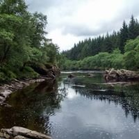 River Orchy Upper Craig Salmon Fishing