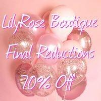 LilyRose Boutique Moira