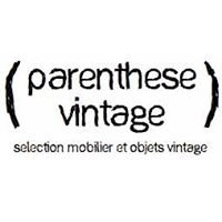 Parenthese Vintage