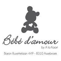 Bébé d'amour by A la Kaart