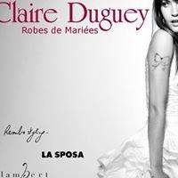 Claire Duguey Robes de Mariees