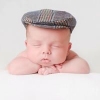Baby lounge photography