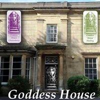 Goddess House Glastonbury