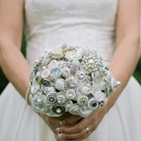 Wedding Button Bouquets