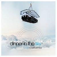 Dinner in the Sky Baja