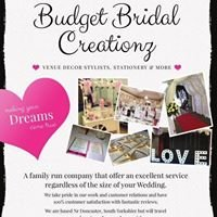 Budget Bridal Creationz