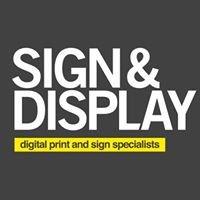 Sign And Display Ltd