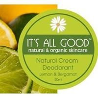 It's All Good - Natural & Organic Skincare