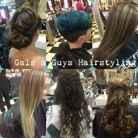 Gals And Guys Hairstyling