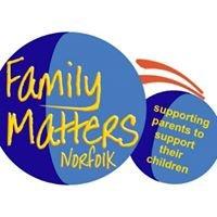 Family Matters Norfolk