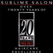 Sublime Salon & Day Spa