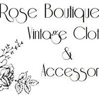 Rose Boutique Vintage Clothing