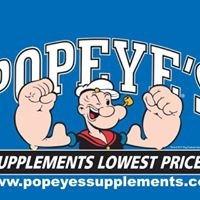 Popeyes Supplements Coquitlam