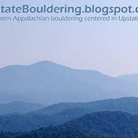 Upstate Bouldering