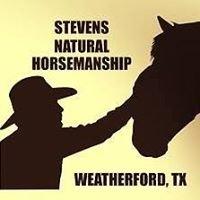 Stevens Natural Horsemanship