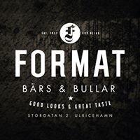 Format Bärs & Bullar