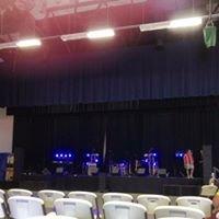 Leavenworth Fest Halle