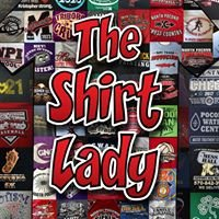 The Shirt Lady