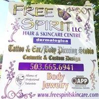 Free Spirit Skincare (Tattoo, Piercing, & Salon)