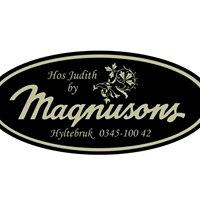 Hos Judith by Magnuson