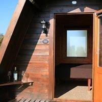 Baildon Camping Cabins at Dobrudden