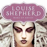Louise Shepherd makeup and hair