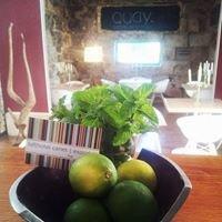 Restaurante QUAY. nature based food
