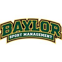 Baylor Sport Management