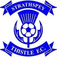 Strathspey Thistle FC- Seafield Park