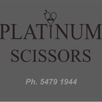 Platinum Scissors