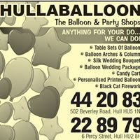 Wedding & Party Shop Hull