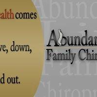 Abundant Life Family Chiropractic