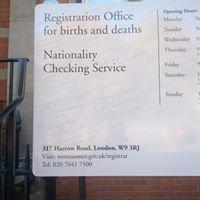 Westminster Registry Office