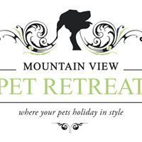 Mountain View Pet Retreat