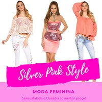 Silver Pink Style