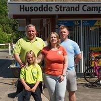 Husodde Strand Camping