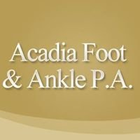 Acadia Foot & Ankle P.A.