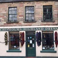 Chisholms Highland Dress