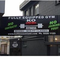 KO Fitness Miami