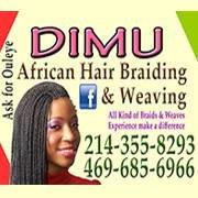 DIMU African Hair Braiding & Weaving