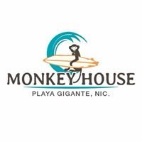 Monkey House Eco Hostel, Playa Gigante, Nic.
