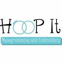 Hoop It Monogramming & Embroidery