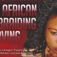 Adam African Hair Braiding & Weaving