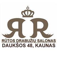 RŪTOS DRABUŽIŲ SALONAS