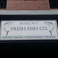 Roelof's Fresh Fish Co.