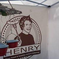 HENRY mobiler Grill